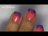 Как воплотить маникюр с эффектом омбре в жизнь и сделать градиент на ногтях?